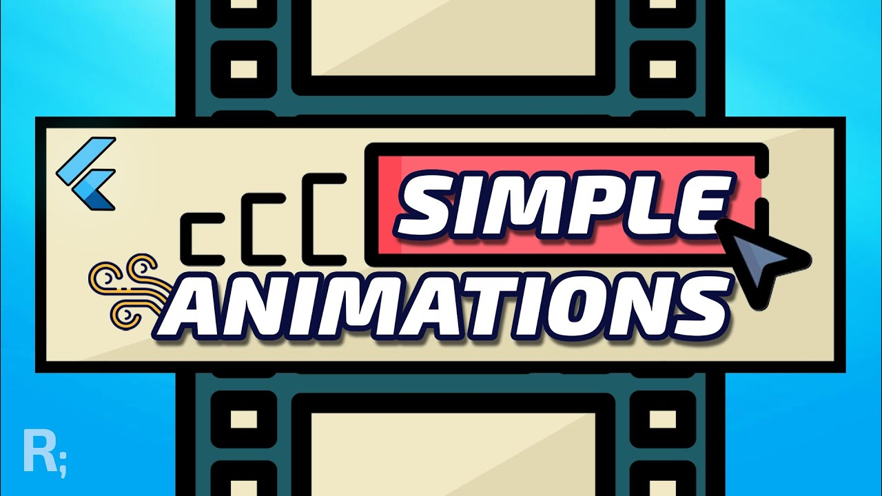Staggered Animations Made Simple – Flutter Simple Animations Tutorial