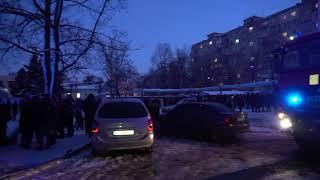 м. Дніпро: на пожежі постраждало 5 людей, 10 врятовано та ще 30 осіб евакуйовано