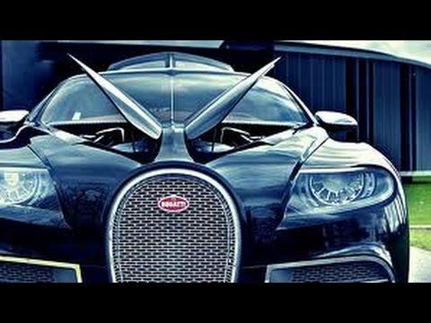 NEW 2018 Bugatti 17C Galibier Concept Promo TOP