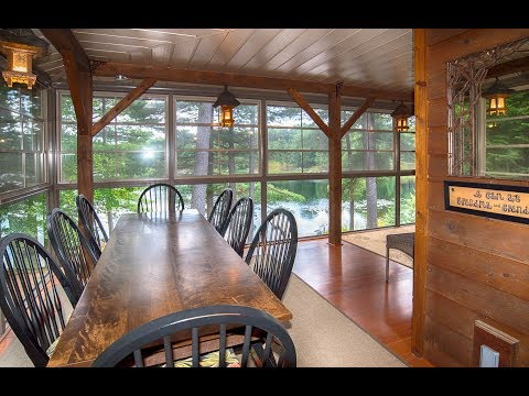 ***Now Sold!***Atkins Lake Cottage For Sale