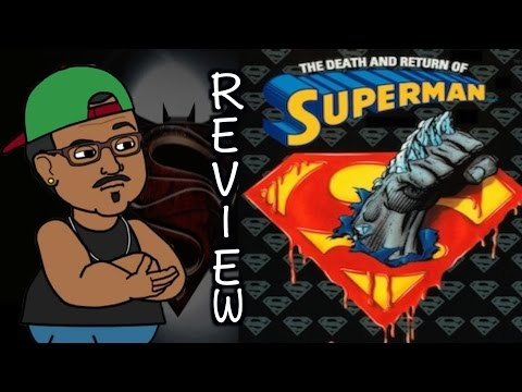 Isolated Gamerz - THE DEATH AND RETURN OF SUPERMAN review for Super Nintendo