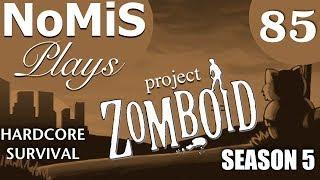 PROJECT ZOMBOID HARDCORE SURVIVAL | BUILD 40 | EP 85 - BACK ROADS