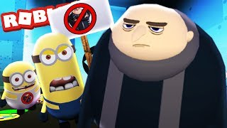 DESPICABLE ME 3 MOVIE IN ROBLOX!