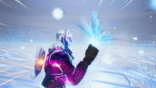 Die Fortnite Cube Event LIVE Reaktion w / Galaxy Skin..