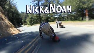 Nick Pappas & Noah Fischer Doubles Raw Run - Skate[Slate].TV