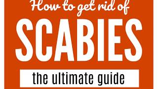 How To Get Rid Of Scabies? A Guide That WORKS