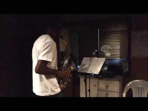 Wonderwall-Oasis Sax cover: Anderson Teles
