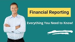 Financial Reporting | Objectives | What Constitutes Financial Reporting?