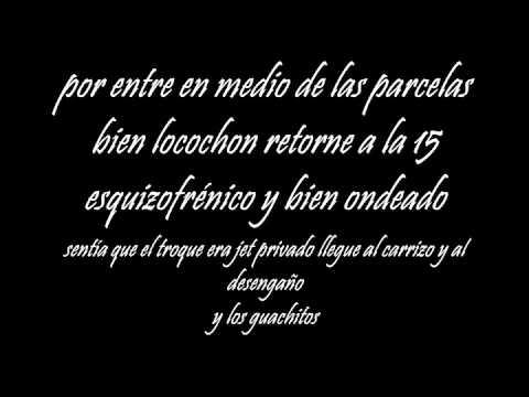 El Trokero Locochon By Gerardo Ortiz (With Lyrics)
