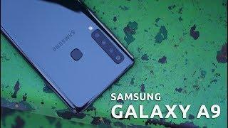 Ревю на Samsung Galaxy A9