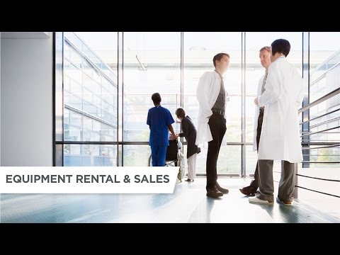 Medical Equipment Rental & Sales - Med One Group
