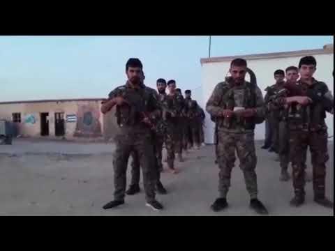 Армяне в Рожаве на стороне курдов объявили войну Турции