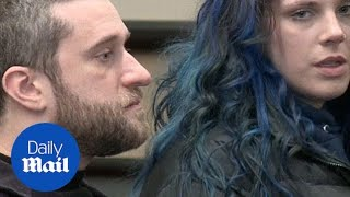Dustin Diamond appears in court accused of stabbing - Daily Mail