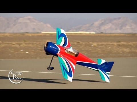 3d Aerobatic by CARLOS flying YAK 55 - UAE TOP JET 2015