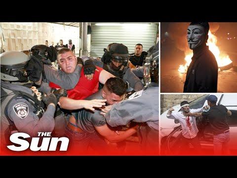 Jerusalem carnage -