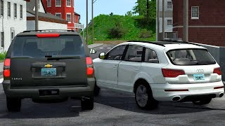 Low Speed City Car Crashes Compilation - BeamNG.Drive