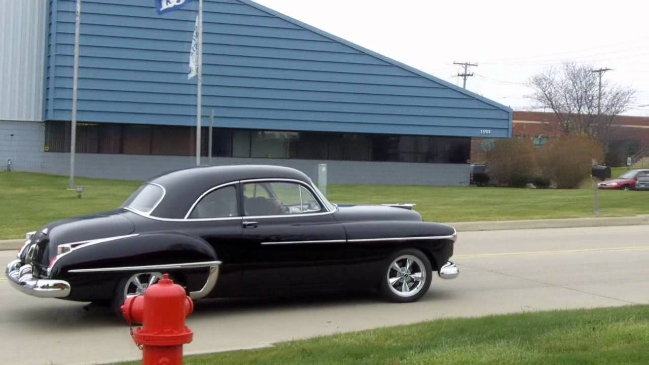 1949 olds eight eighty classic muscle car for sale in mi for Vanguard motors for sale