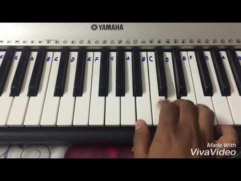 Tik Tik Tik | Kurumba Piano Cover | Jayam Ravi | D | Sid Sriram