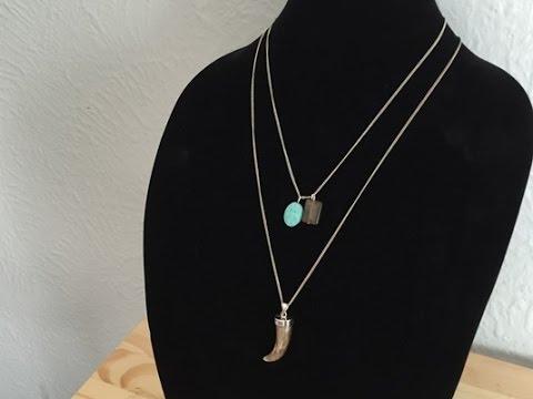 DIY Designer-Inspired Necklaces - How to Jewelery