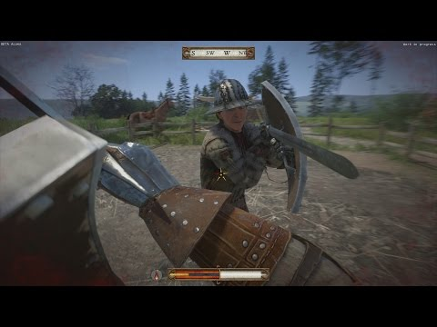 -2nd try- Playing Kingdom Come: Deliverance BETA (early impression rambling)