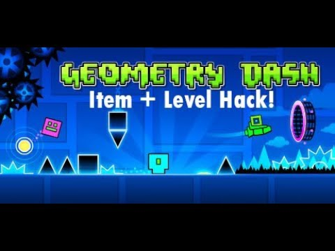 WORKING GEOMETRY DASH HACK! ALL ITEMS + ACHIEVEMENTS!