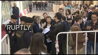 LIVE  Opposition holds unauthorised rally in Moscow
