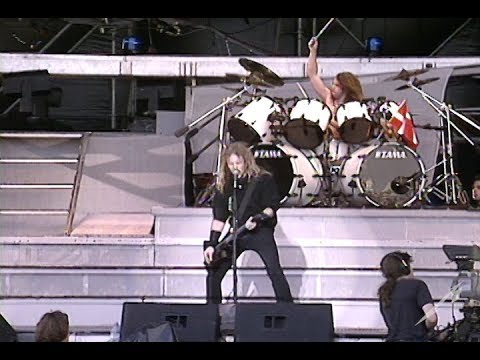 Metallica: Harvester of Sorrow August 17, 1991  Donington, England