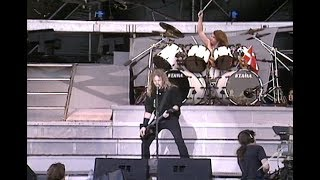 Metallica: Harvester of Sorrow (Donington, England - August 17, 1991) YouTube Videos