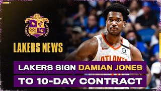 Lakers Sign Center In Free Agency