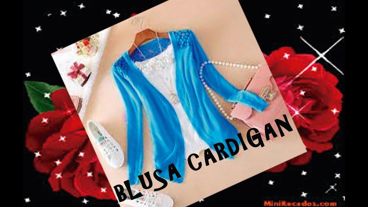 #02 Unboxing Aliexpress Blusa Cardigan
