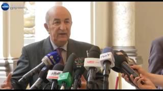 تبون يتهم أطرافا باستغلال ملف السكن لضرب استقرار الجزائر