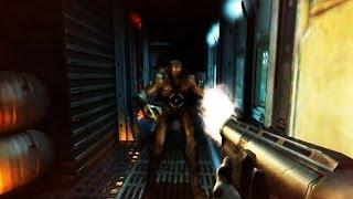 Doom 3 Alpha Gameplay - Part 3/3