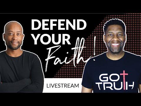 Defending Your Faith with Apologist Jon McCray