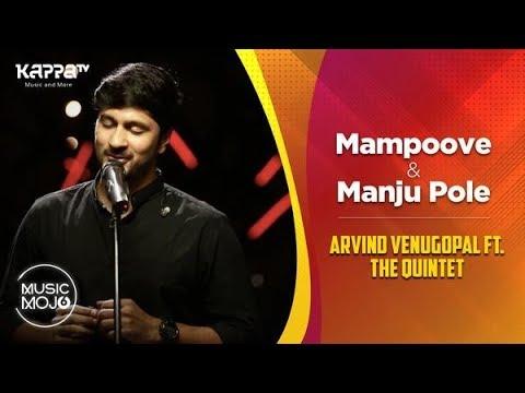 Mampoove/Manju Pole - Arvind Venugopal feat. The Quintet - Music Mojo Season 6 - Kappa TV