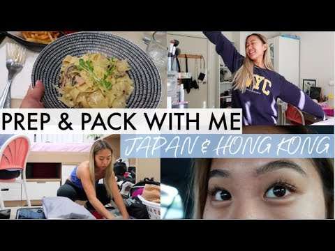 pack-&-prep-for-japan-&-hk-//-eyelash-extensions-&-shopping-|-theresatrends