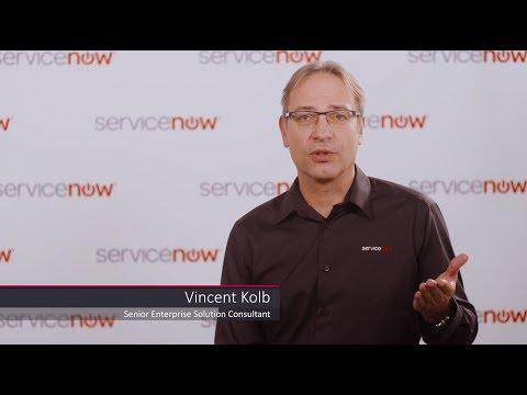 NowForum17 Paris - Application Portfolio Management - Vincent Kolb