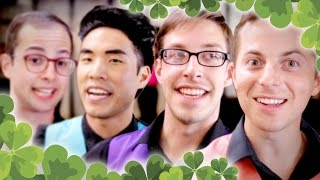 May the luck of the Irish be with them… Check out more awesome videos at BuzzFeedVideo! http://bit.ly/YTbuzzfeedvideo MUSIC Shamrock Dancing / Happy ...