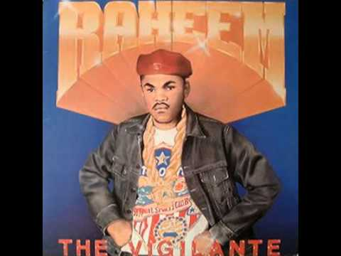 Raheem - The Vigilante