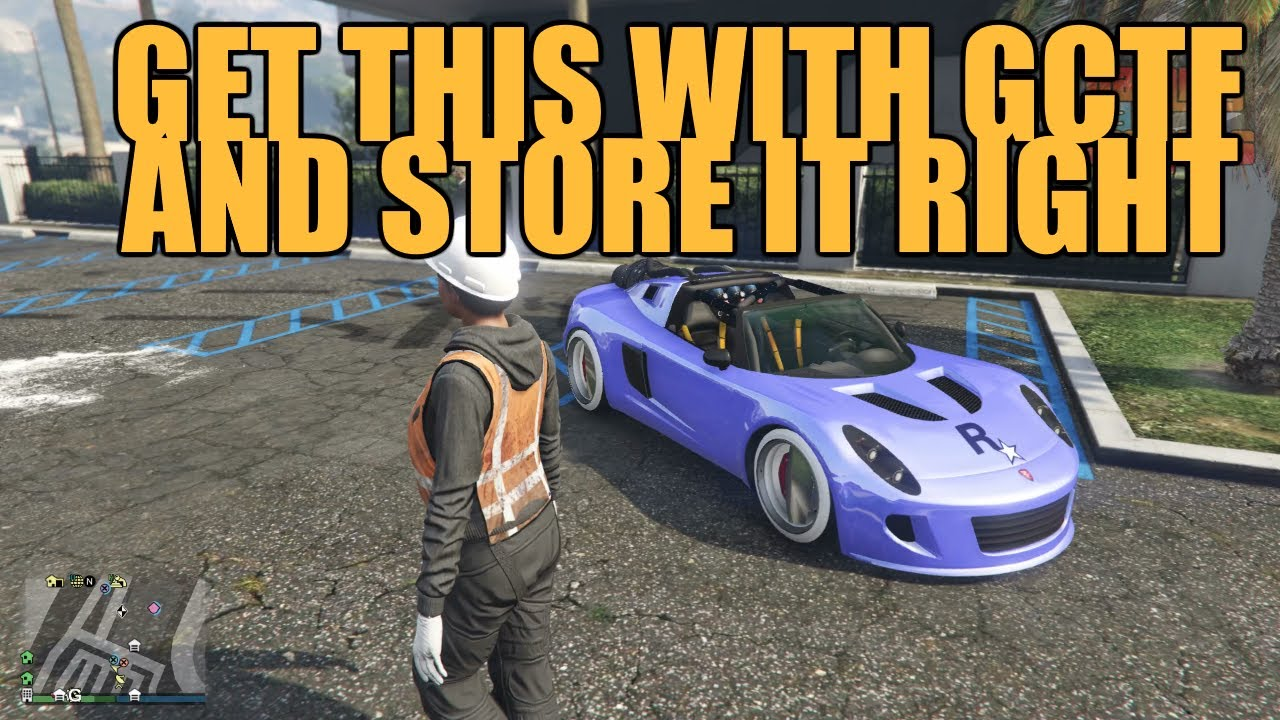 Receiving a modded Special Vehicle (Give Cars To Friends Glitch) -- PS4 -- XBOX1 -- Gaming InCydas