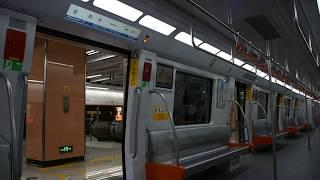 [穿越北站]廈門地鐵1號線(往鎮海路)行車片段 Xiamen Metro Line 1(to Zhenhai Road)