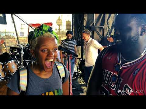 GrooveZoo - Margate Soul Weekend 2018