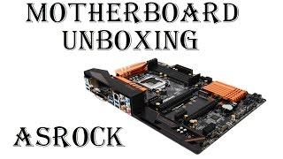 unboxing review asrock h170 pro4 lga 1151 intel h170 hdmi sata 6gb s usb 3 0 atx intel motherboard