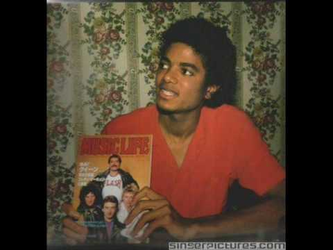 Michael Jacksons : I'd Rather Have Jesus