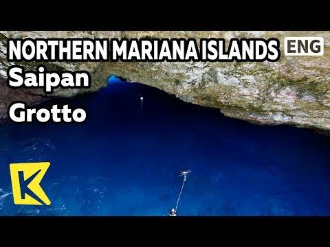 【K】Northern Mariana Islands Travel-Saipan[북마리아나제도 여행-사이판]다이빙 포인트 그로토/Grotto/Diving point/Cave