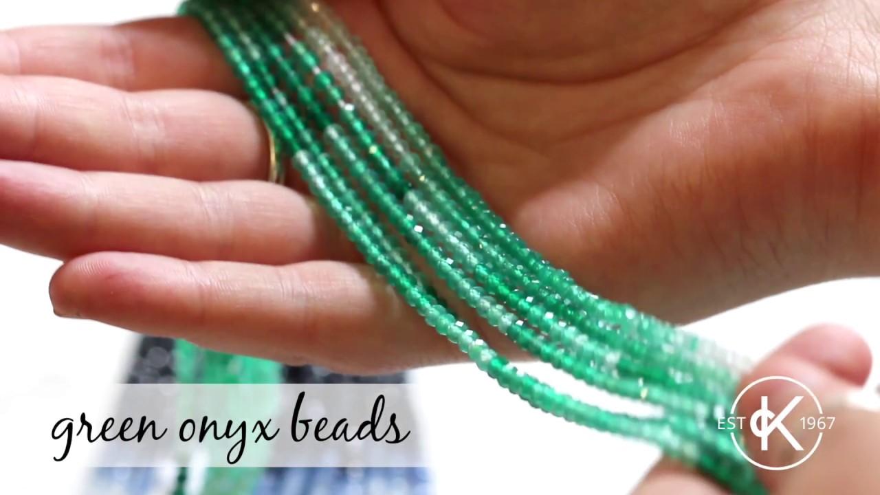 Stunning Rondelle Beads For Jewellery Making Kernowcraft