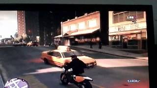 Gta 4 :ep.1 how to get a dirt bike !!