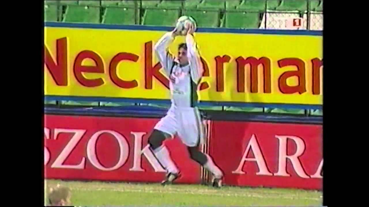 Ferencváros-Vasas | 2-0 | 2001. 11. 24 | MLSZ TV Archív