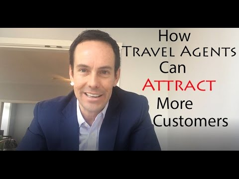 How Travel Agents Can Get More Customers