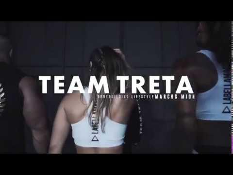 TEAM TRETA X LABELLAMAFIA