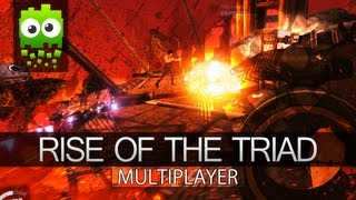 ► First Boot : Rise of the Triad Multiplayer thumbnail